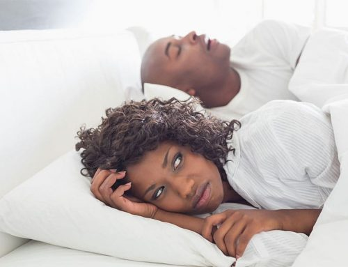 Snoring? A Visit To The Dentist May Help